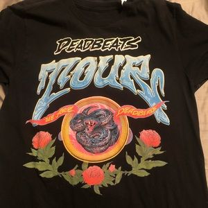 Zeds Dead, Deadbeats Tour Shirt